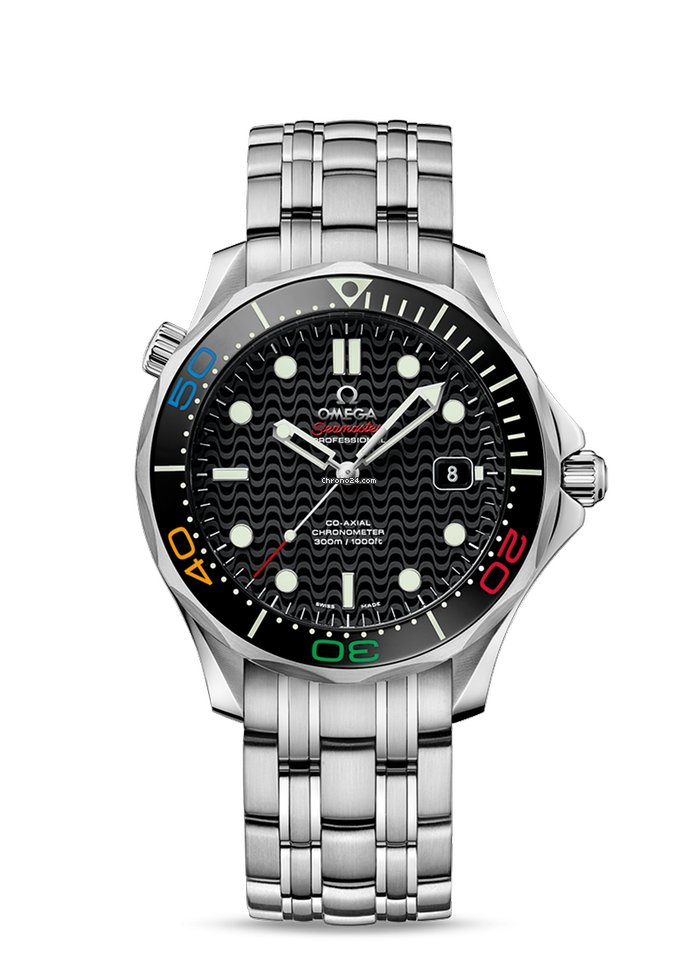Omega Seamaster Diver 300 M 522.30.41.20.01.001 2021 new
