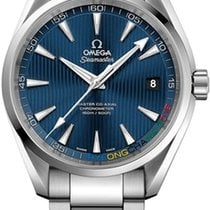 Omega Steel 41.5mm Automatic 522.10.42.21.03.001 new United States of America, New York, New York