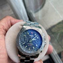Breitling Skyracer Steel 43,5mm Silver No numerals United States of America, Florida, Royal Palm Beach