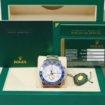 Rolex 116681 Gold/Steel Yacht-Master II 44mm pre-owned United States of America, California, Los Angeles