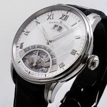 Maurice Lacroix Masterpiece Steel 40mm Silver (solid) Roman numerals United States of America, California, Los Angeles