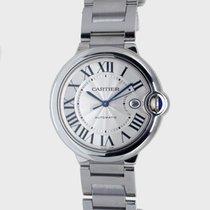 Cartier Ballon Bleu 42mm W69012Z4 Very good Steel 42mm Automatic