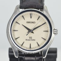 Seiko Grand Seiko Steel 36mm White No numerals United States of America, California, Stockton