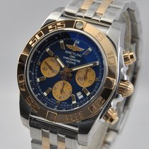 Breitling Chronomat 44 Gold/Steel 44mm Blue No numerals United States of America, Ohio, Mason