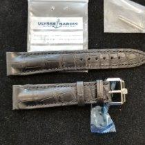Ulysse Nardin Parts/Accessories Ulysse Nardin strap with buckle new Crocodile skin