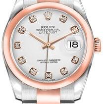 Rolex 179161-WHTDO Steel Lady-Datejust 26mm new United States of America, California, Moorpark