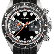 Tudor Heritage Chrono Steel 42mm Black United States of America, California, Moorpark