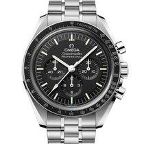 Omega Speedmaster Professional Moonwatch nuevo 2021 Cuerda manual Cronógrafo Reloj con estuche y documentos originales 310.30.42.50.01.002