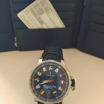 Corum Admiral's Cup Competition 48 Acero Azul