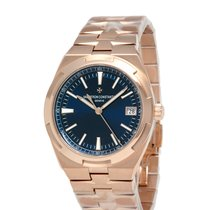 Vacheron Constantin Overseas Rose gold 42mm Blue United States of America, New York, Hartsdale