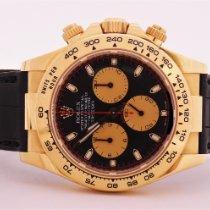 Rolex 116518 Or jaune 2010 Daytona 40mm occasion