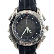 Omega Титан Кварцевые 42mm подержанные Speedmaster Professional Moonwatch