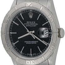 Rolex 16264 Steel Datejust Turn-O-Graph 37mm pre-owned United States of America, Texas, Dallas