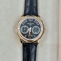 Patek Philippe Minute Repeater Perpetual Calendar 5208R-001 Ny Roséguld 42mm Automatisk