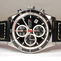 Eberhard & Co. 31063 CP Steel 2011 Champion V 43mm pre-owned