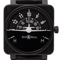 Bell & Ross BR 01-92 BR01-92-S Good Steel 46mm Automatic