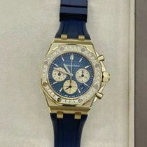 Audemars Piguet Royal Oak Offshore Lady 26231BA.ZZ.D027CA.01 Ny Gulguld 37mm Automatisk