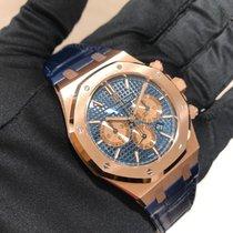 Audemars Piguet Royal Oak Chronograph 26331OR.OO.D315CR.01 Nuevo Oro rosa 41mm Automático
