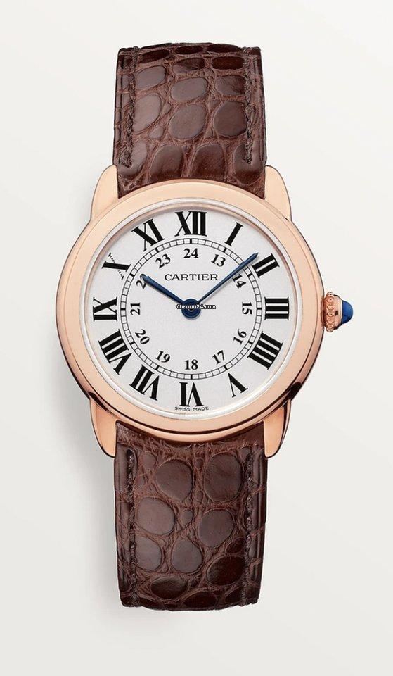 Cartier Ronde Solo de Cartier W6701007 2021 new