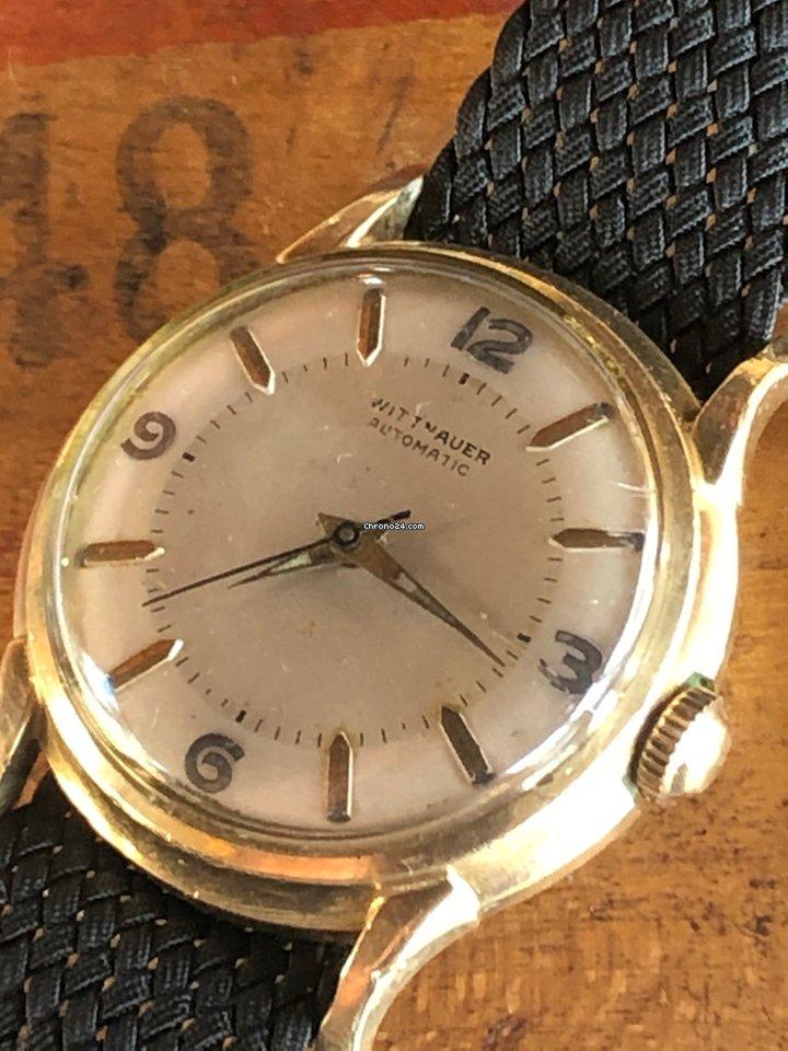 Watch vintage wittnauer 10k Wittnauer