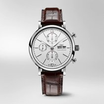 IWC IW391007 Steel 2020 Portofino Chronograph 42mm new United States of America, New York, New York City