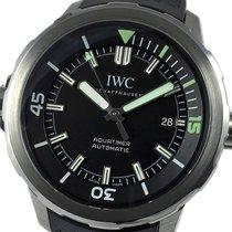 IWC Aquatimer Automatic Сталь 42mm Черный Без цифр