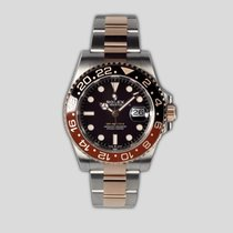 Rolex GMT-Master II Gold/Steel 40mm United States of America, New York, New York