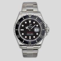 Rolex Sea-Dweller pre-owned 43mm Black Steel