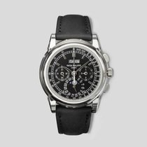Patek Philippe Perpetual Calendar Chronograph Platinum 40mm Black United States of America, New York, New York