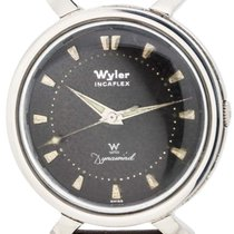 Wyler Steel 34mm Automatic pre-owned United States of America, California, West Hollywood