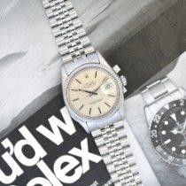 Rolex Datejust Acier 36mm Argent Sans chiffres France, Paris