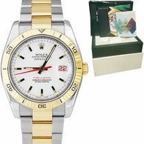 Rolex Datejust Turn-O-Graph Gold/Steel 36mm White United States of America, New York, Massapequa Park