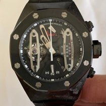Audemars Piguet Royal Oak Concept Carbone 44mm Transparent Sans chiffres France, Paris