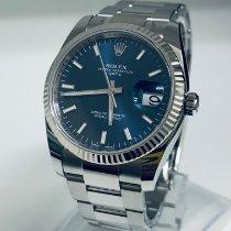 Rolex 115234 Сталь 2021 Oyster Perpetual Date 34mm новые