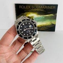 Rolex Submariner Date Aço 40mm Preto Sem números Brasil, Rio de Janeiro