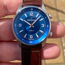 Jaeger-LeCoultre Polaris Steel 41mm Blue Arabic numerals United States of America, West Virginia, Inwood