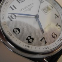 Longines Master Collection pre-owned 40mm Silver Date