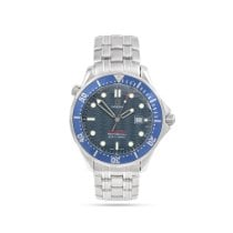 Omega Seamaster Diver 300 M Steel 41mm Blue No numerals United Kingdom, St Albans