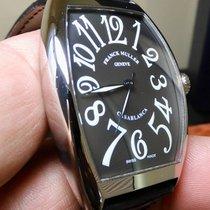 Franck Muller Casablanca Steel 47mm Black