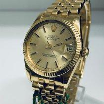 Rolex Datejust 6827 Sehr gut Gelbgold 31mm Automatik Deutschland, Karlsruhe