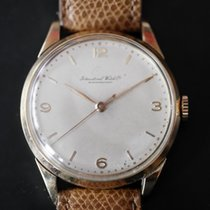 IWC Or jaune Remontage manuel IWC cal 88 occasion France, Lille