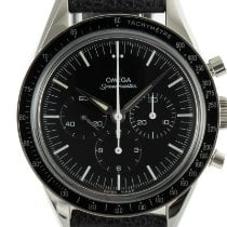 Omega Speedmaster Professional Moonwatch Сталь 39.5mm Черный