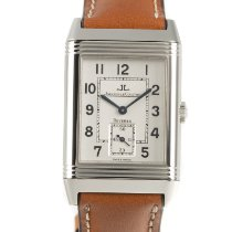 Jaeger-LeCoultre Reverso Grande Taille Steel 36.5mm Silver