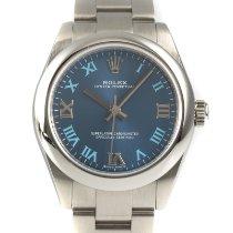 Rolex Oyster Perpetual 31 Сталь 31mm Синий