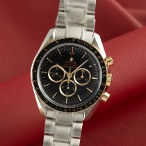 Omega Speedmaster new 2021 Manual winding Chronograph Watch with original box and original papers 522.20.42.30.01.001
