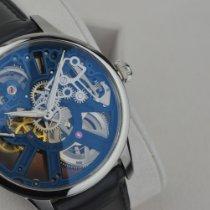Maurice Lacroix (モーリス・ラクロア) マスターピース スケルトン 新品 2020 手巻き 正規のボックスと正規の書類付属の時計 MP7228-SS001-004-1