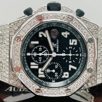 Audemars Piguet 26020ST.OO.D001IN.01.A Steel 2006 Royal Oak Offshore Chronograph 42mm pre-owned