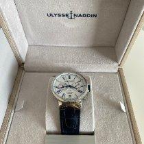 Ulysse Nardin Marine Chronograph Steel 43mm White United States of America, Florida, Boca Raton