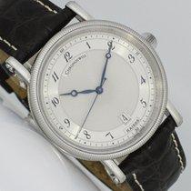 Chronoswiss Kairos Steel 38mm Silver Arabic numerals