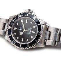 Rolex Submariner (No Date) 14060M Nagyon jó Acél 40mm Automata